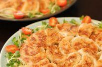 Napa Cabbage Gyoza 白菜の餃子