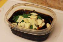 Shiso Garlic Soy Sauce ニンニク紫蘇醤油