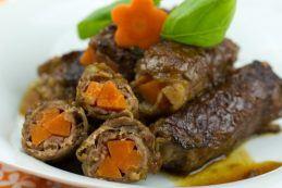 Baby Carrot Beef Rolls | JustOneCookbook.com