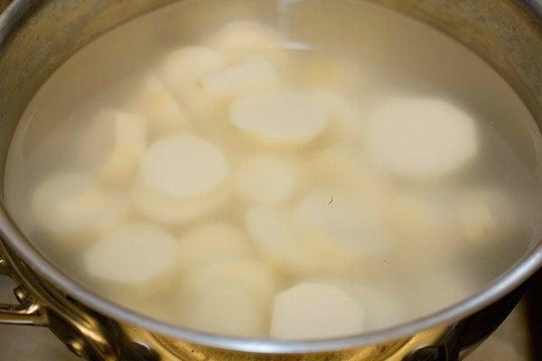 Taro Tapioca Dessert Soup 2-a