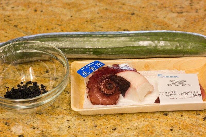 Octopus Salad 1