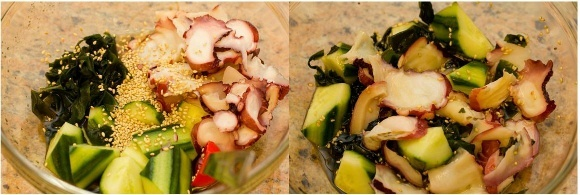 Octopus Salad 6