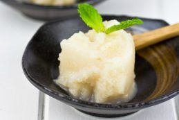 Lychee Coconut Sorbet | Easy Japanese Recipes at JustOneCookbook.com