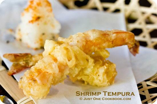 how to prepare shrimp for shrimp tempura & ebi fry • just one cookbook