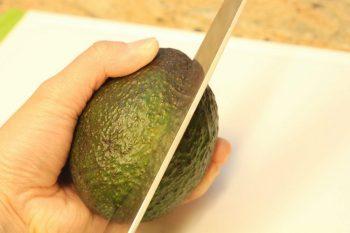 How To Cut Avocado 1