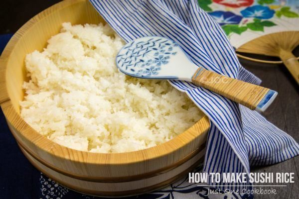 how to cook japanese rice in rice cooker