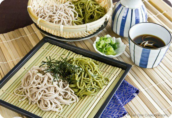 Zaru Soba | Easy Japanese Recipes at JustOneCookbook.com