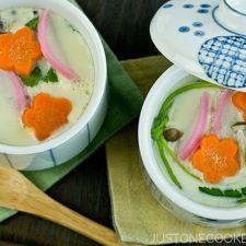 Chawanmushi | Easy Japanese Recipes at JustOneCookbook.com