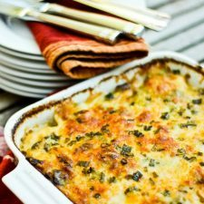 Potato-Leek Gratin