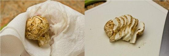 Chawanmushi with Matsutake Mushroom 1