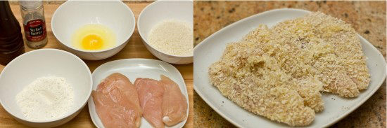 Chicken Katsu Don 1