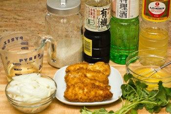 Chicken Katsu Don 3