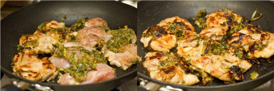 Negi Miso Chicken 5
