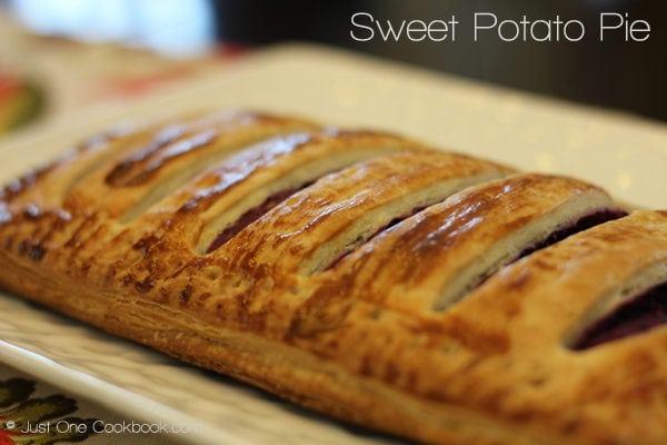 Sweet Potato Pie Recipe | Easy Japanese Recipes at JustOneCookbook.com
