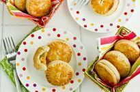 Tandoori Chicken Puffs
