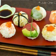 Temari Sushi IIII