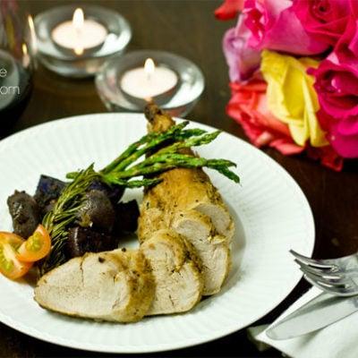 Thomas Keller's Brined Pork Tenderloin