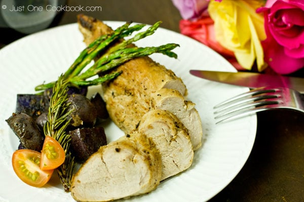 Thomas Keller's Brined Pork Tenderloin III