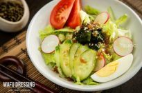 Wafu Dressing (Japanese Salad Dressing) 和風ドレッシング
