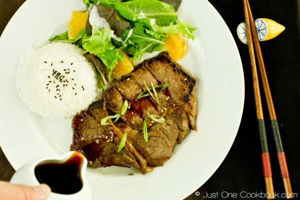 Beef Teriyaki | Easy Japanese Recipes at JustOneCookbook.com