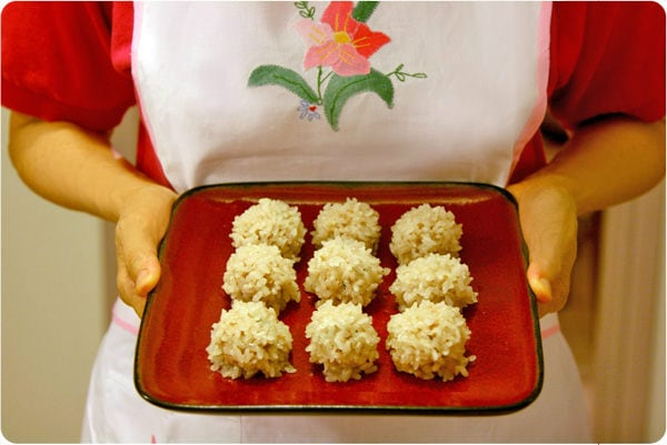 Pearl Balls Recipe | JustOneCookbook.com