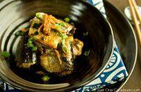 Sanma Teriyaki 秋刀魚照り焼き