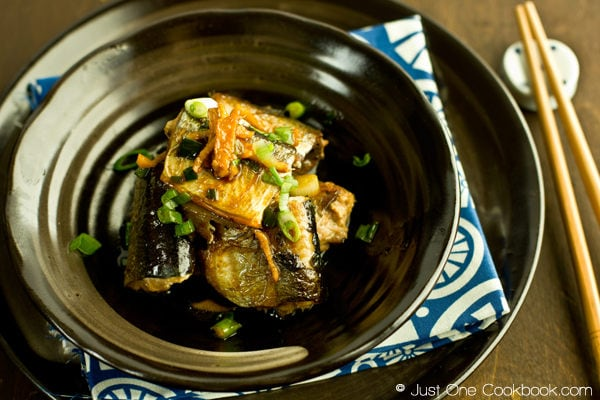Sanma Teriyaki Recipe | JustOneCookbook.com