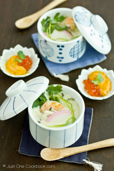 Chawanmushi with Shrimp II