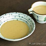 Sesame Sauce (Goma Dare)