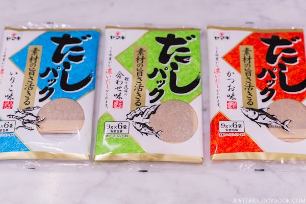 Dashi Packet | Easy Japanese Recipes at JustOneCookbook.com