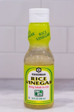 Rice Vinegar Kikkoman
