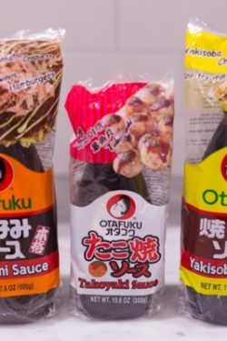 Okonomi Sauce, Takoyaki Sauce, Yakisoba Sauce | JustOneCookbook.com