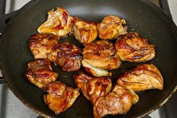 Chicken Teriyaki 7