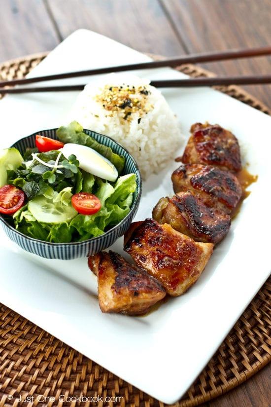Chicken Teriyaki Recipe   Easy Japanese Recipes at JustOneCookbook.com