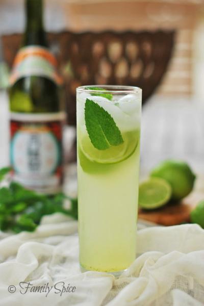 Sake Mojito III