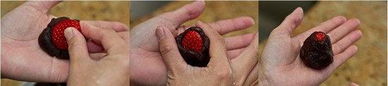 Strawberry Daifuku 2