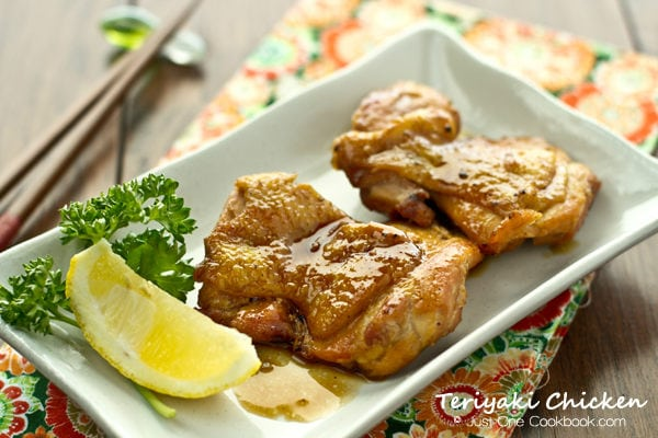 Teriyaki Chicken | Easy Japanese Recipes at JustOneCookbook.com