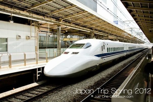 Japan Trip 2012 vol. 1 | JustOneCookbook.com
