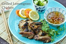 Grilled Lemongrass Chicken | JustOneCookbook.com