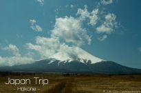 Family trip to Hakone and Thomasland