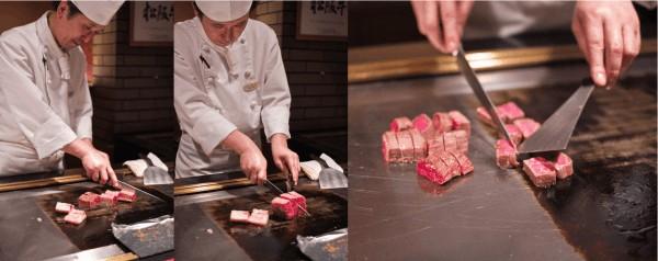 new matsusaka beef teppanyaki 2