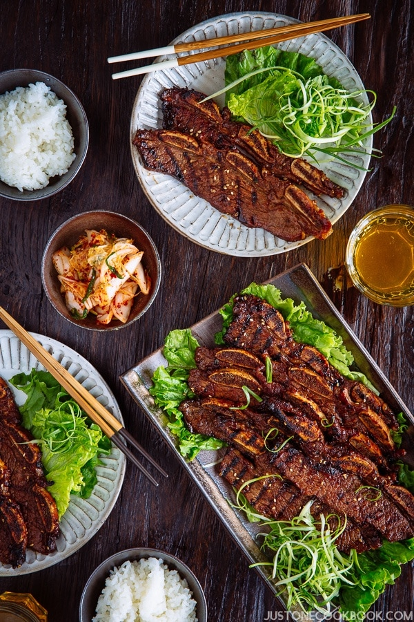 BBQ Short Ribs | Easy Japanese Recipes at JustOneCookbook.com