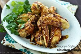 Nagoya Style Fried Chicken Wings | JustOneCookbook.com