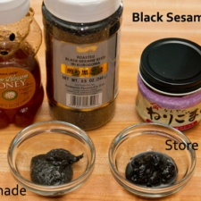How to Make Black Sesame Paste | Easy Japanese Recipes at JustOneCookbook.com