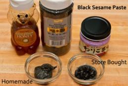 How to Make Black Sesame Paste | Easy Japanese Recipes at JustOneCookbook.com