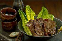 Gyutan (BBQ Beef Tongue) 牛タン
