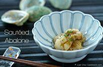 Sauteed Abalone | Easy Japanese Recipes at JustOneCookbook.com