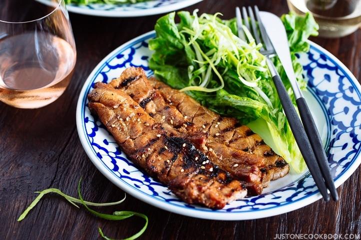 BBQ Pork Belly   Easy Japanese Recipes at JustOneCookbook.com
