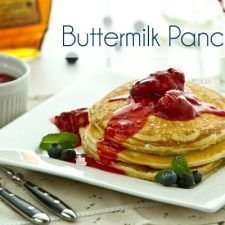 Buttermilk Pancakes | Just One Cookbook.com