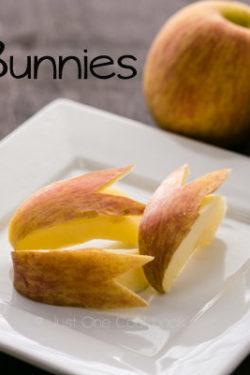 Apple Bunny | Just One Cookbook.com